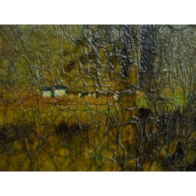 Mid 20th Century Country Lane Trotter Mixed-Media For Sale - Image 5 of 8