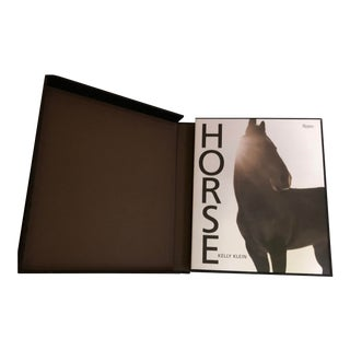 Hardcover Horse Deluxe Edition by Kelly Klein For Sale