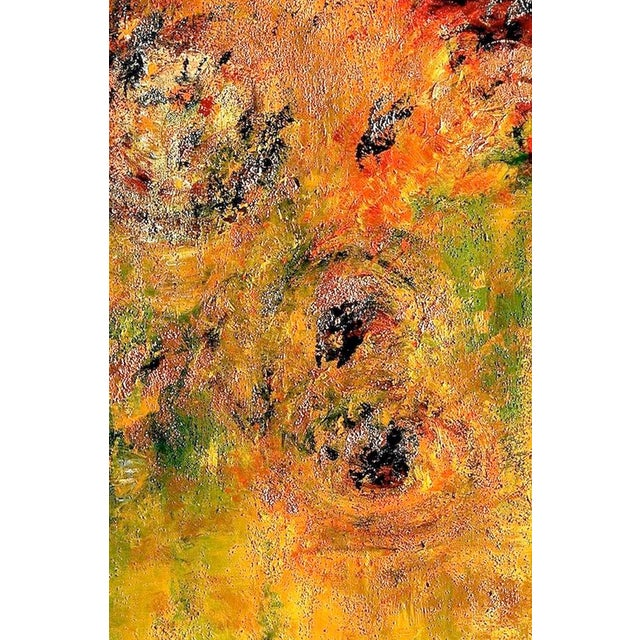 """Abstract """"Dreams"""" Paintings by Chitra Ramanathan For Sale - Image 4 of 4"""