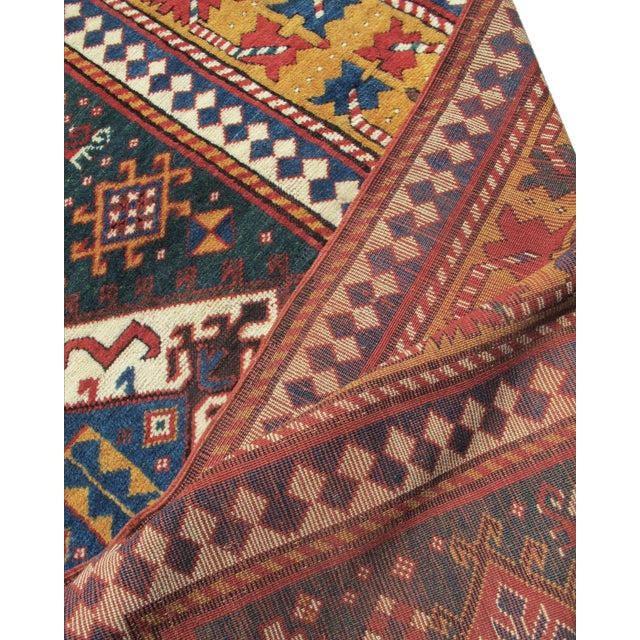 Kazak Rug - Image 2 of 6