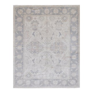 Mansour Genuine Handwoven Sultanabad Rug - 8' X 10' For Sale