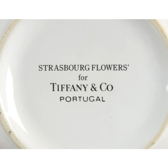 Tiffany and Co. Tiffany Strasbourg Flowers Vase For Sale - Image 4 of 5