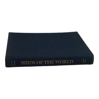 Birds of the World Book by Oliver L. Austin and Singer For Sale