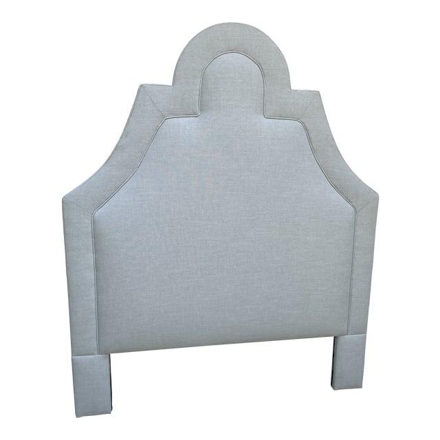 Full/Double Custom Upholstered Headboard For Sale