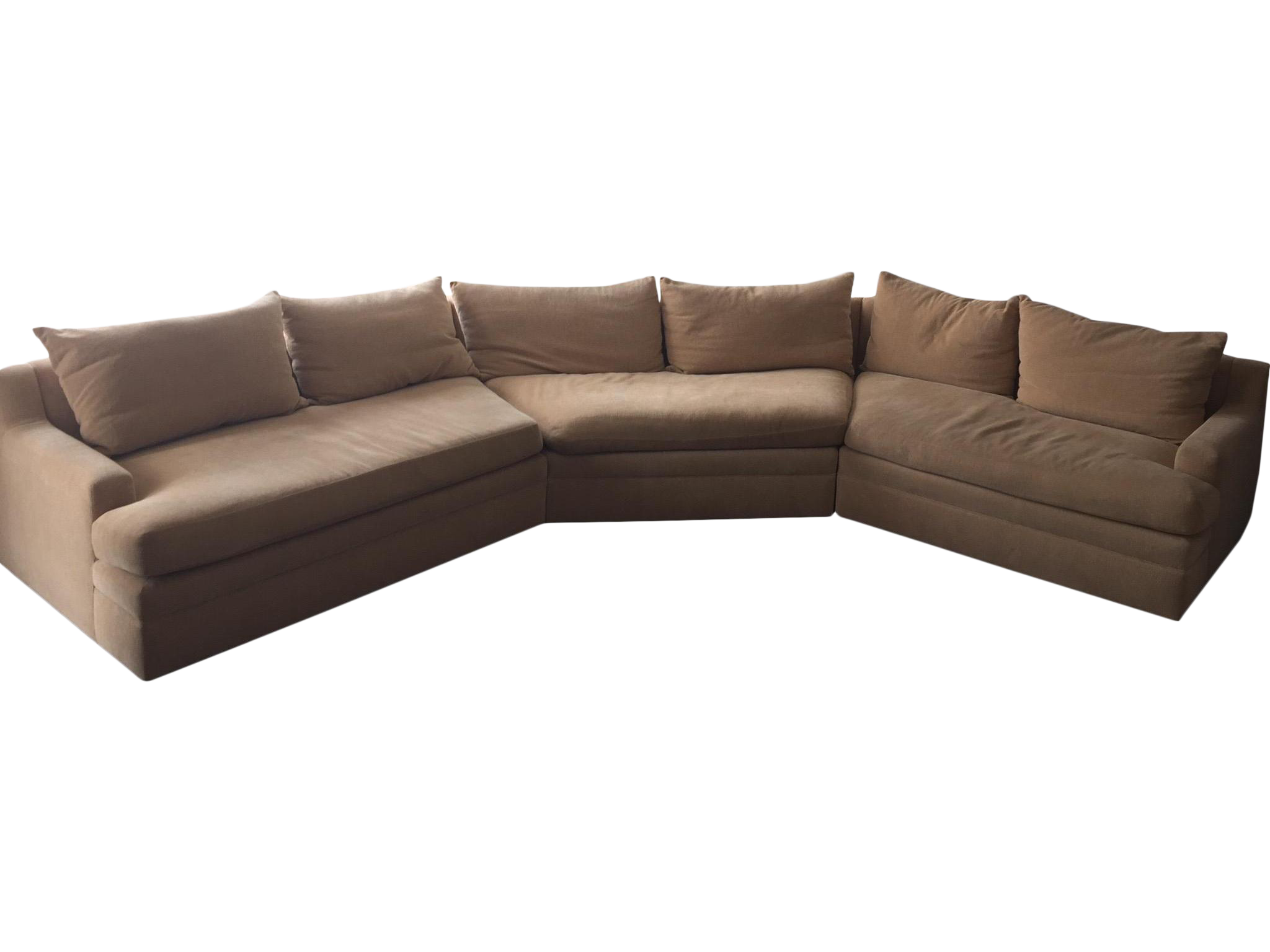 Superieur Kroll Furniture Custom Sofa Sectional