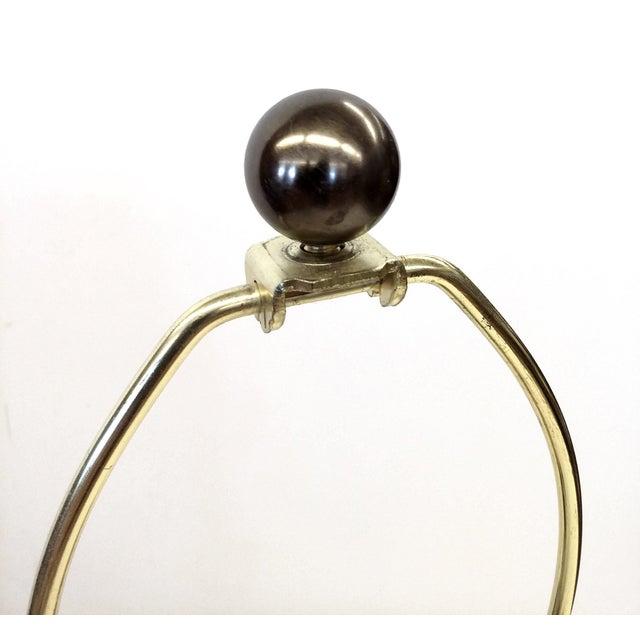 Mid-Century Modern Metal Genie Lamp - Image 5 of 7