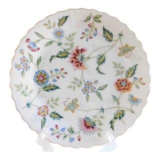 Vintage Buckingham by Sadek Porcelain Cake/Dessert Plate - Made in Japan For Sale
