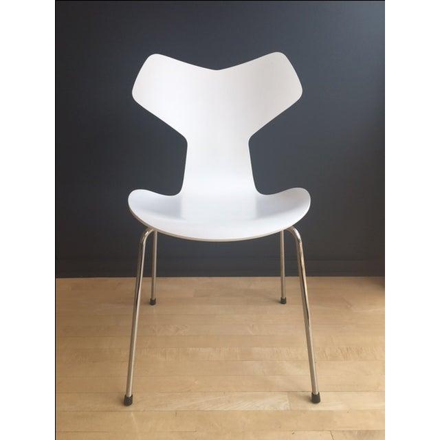Grand Prix Chair by Arne Jacobsen for Fritz Hansen - Image 2 of 6