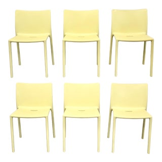 Italian Dining Chairs by Jasper Morrison- Set of 6 For Sale