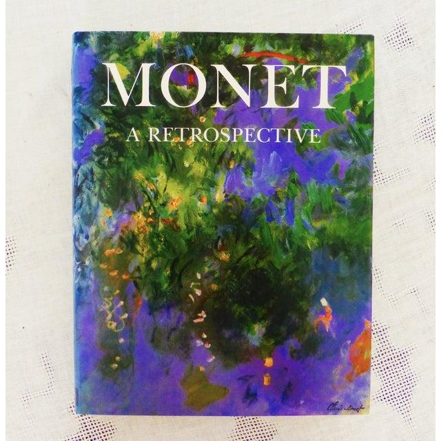 Vintage 'Monet, a Retrospective' Hardcover - Image 2 of 11