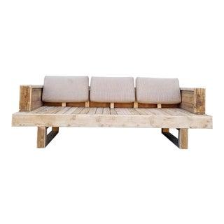 Modern Custom Made Bench For Sale
