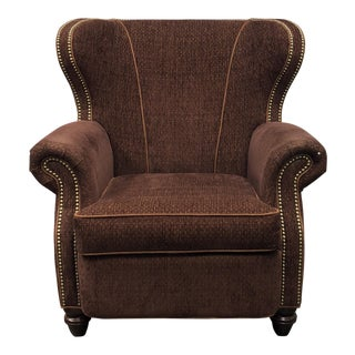 Traditional Woodlands Furniture Wingback Chair