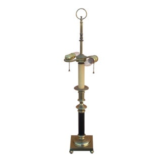 Traditional Column Table Lamp For Sale