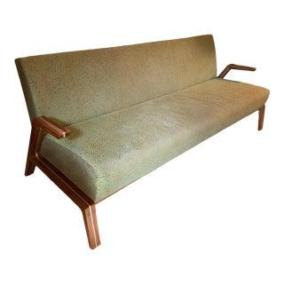 Mid Century Style Scandinavian Sofa For Sale