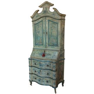 Antique Venetian Secretary For Sale