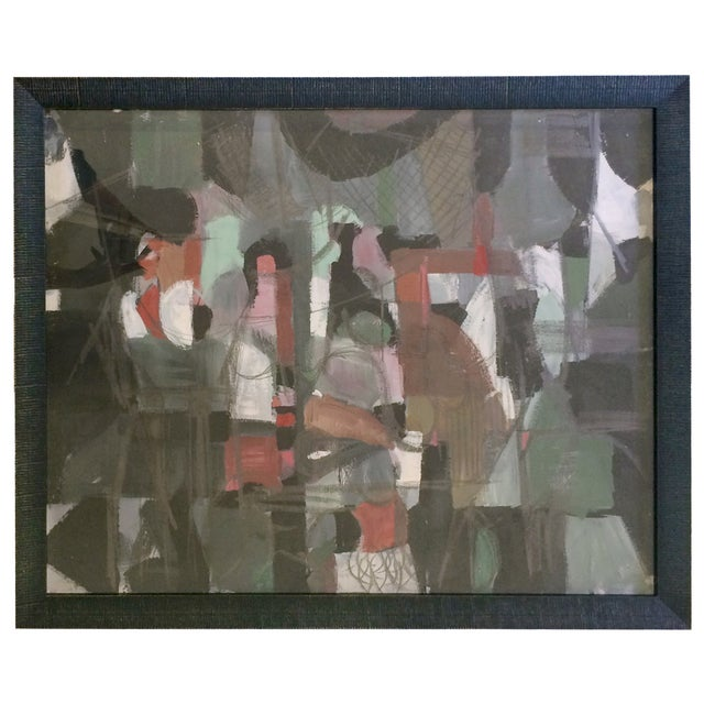 Abstract Painting by Aubrey John Robert Penny - Image 1 of 6