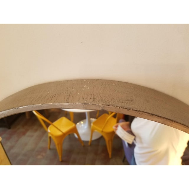 Restoration Hardware Restoration Hardware Porthole Round Mirror For Sale - Image 4 of 5