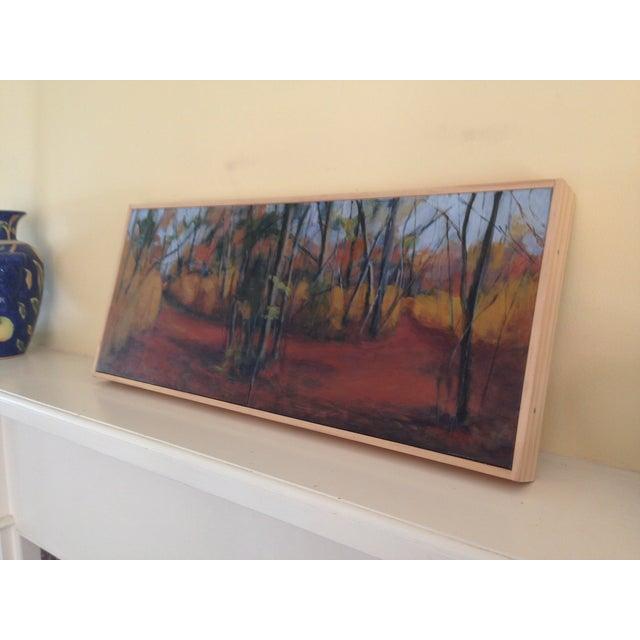 "Original Landscape Painting ""Diverge"" - Image 4 of 6"
