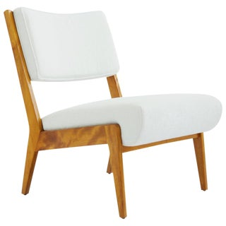 Risom Armless Lounge Chair For Sale