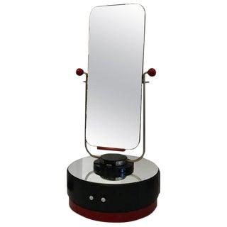 Belgian Modulable Modernist Mirror C.1930 For Sale