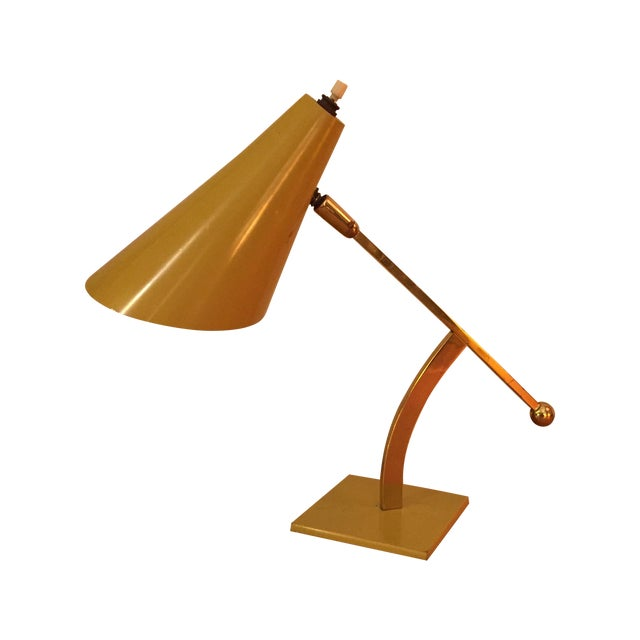 Stilux Milano Mustard Table Lamp - Image 1 of 10