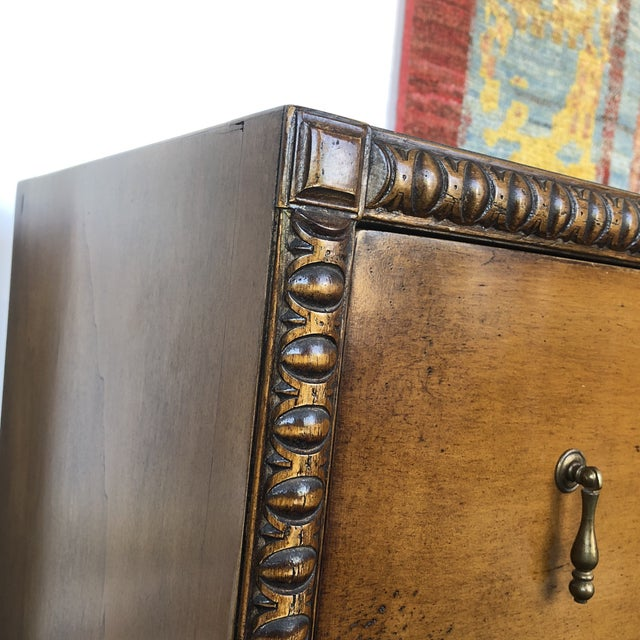 1990s 1990s Italian Traditional 3-Drawer Chest For Sale - Image 5 of 10