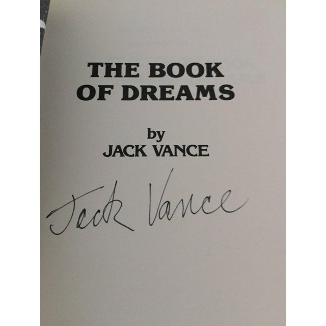"""1980s """"The Demon Princes Series"""" Leatherette Volumes by Jack Vance, Signed - 5 Books For Sale - Image 5 of 8"""