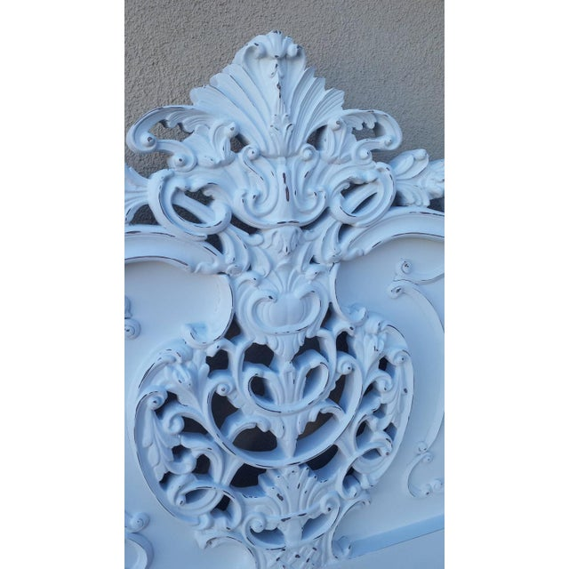 French Louis XV Style Bed Frame - Image 8 of 8