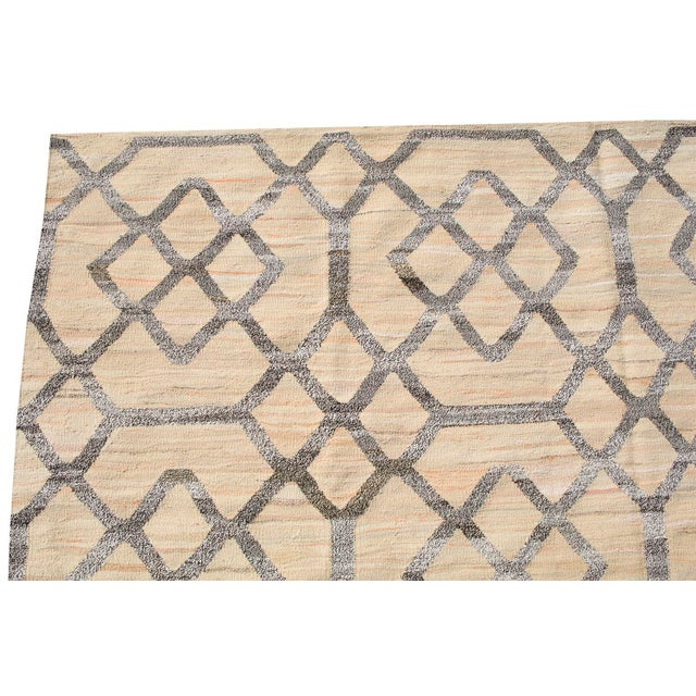 These are unique and sturdy rugs that are in excellent condition. There is something special about this rug as it has a...