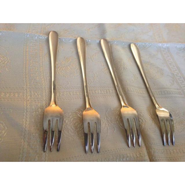 Vintage Lobster Forks - Set of 4 - Image 4 of 5