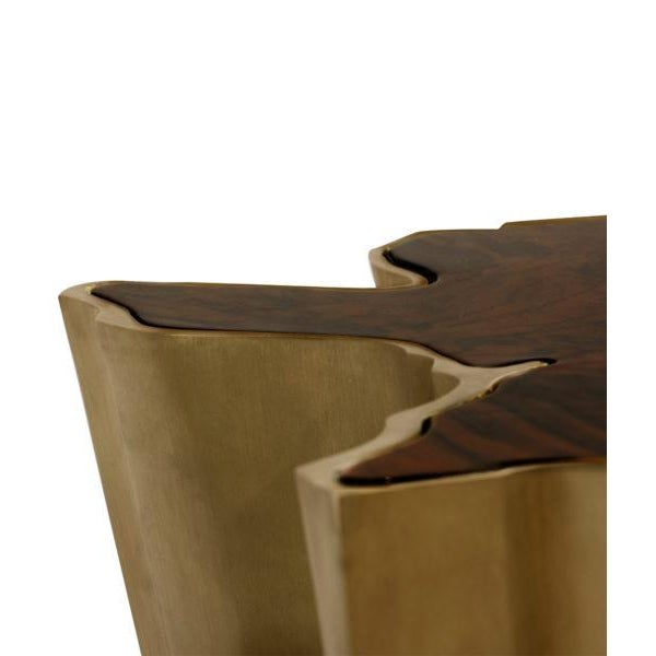 Modern Sequoia Small Side Table From Covet Paris For Sale - Image 3 of 5
