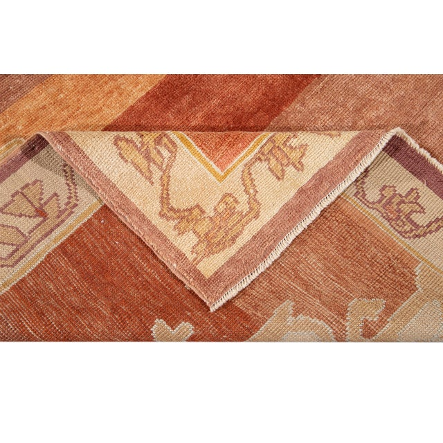 Contemporary 21st Century Contemporary Kars Wool Rug For Sale - Image 3 of 13