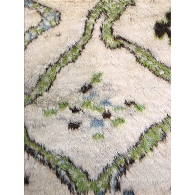 """Bellwether Rugs Azilal Moroccan Shag Rug - 7'9"""" X 10'7"""" - Image 4 of 10"""