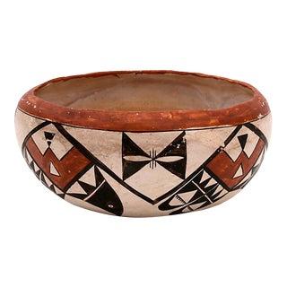 Vintage Acoma Bowl For Sale