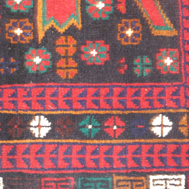 Patterned Baluch Rug - 3' x 5' - Image 5 of 5
