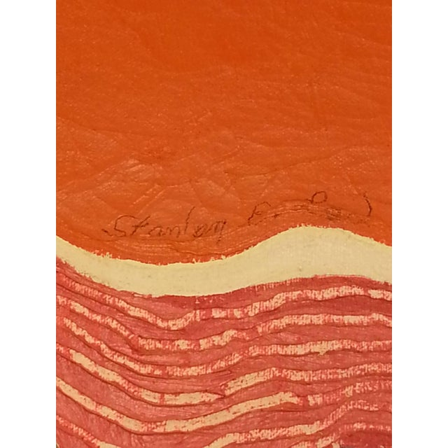"""Stanley E. Lea, """"Untitled"""" For Sale - Image 4 of 7"""