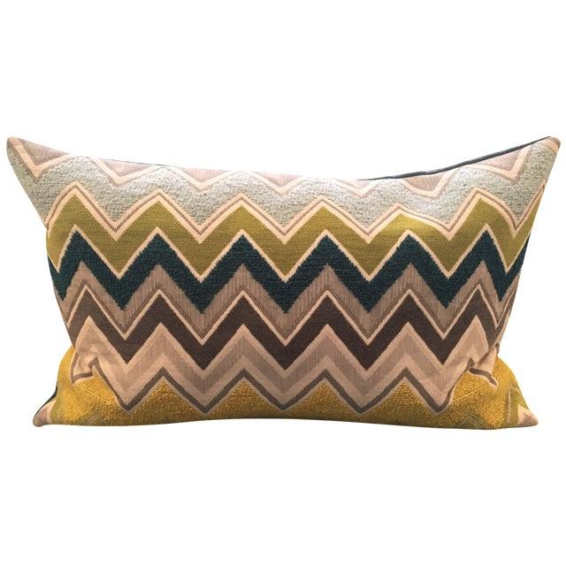 Custom Schumacher Zenyatta Lumbar Pillow - Image 1 of 7