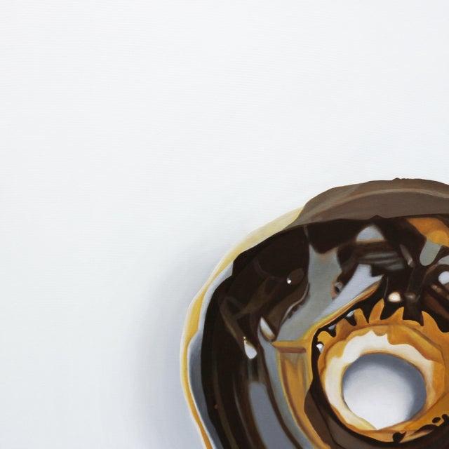 """Donut"" Original Photorealism Artwork For Sale In Los Angeles - Image 6 of 8"