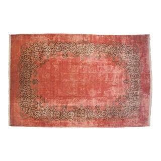 "Vintage Kerman Carpet - 12' X 17'8"" For Sale"