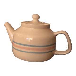 McCoy Pottery Vintage Teapot