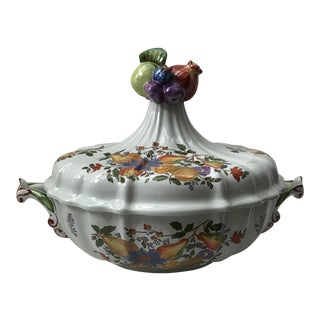 Diamondstone Laveno Pescara Tureen For Sale