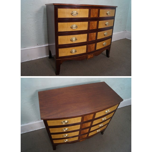 Stickley Colonial Williamsburg Mahogany Chest - Image 7 of 10