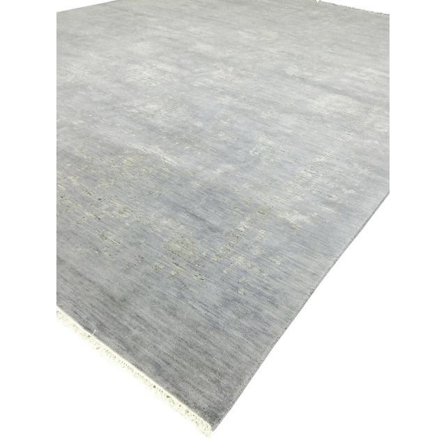 Pasargad's Transitiona Gray Wool Rug- 10' x 14' - Image 3 of 4