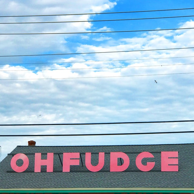 Oh Fudge Photograph For Sale