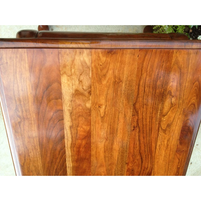 Amish Made Solid Cherry Side Table For Sale - Image 11 of 13