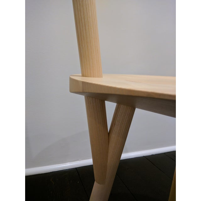 Brown Faye Toogood Spade Chair For Sale - Image 8 of 10