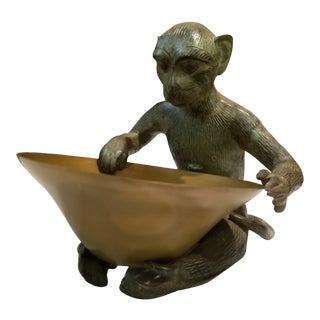 Bronze Monkey For Sale