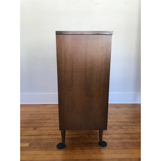 Mid-Century Modern 1960s Mid Century Modern Bassett 4 Drawer Dresser For Sale - Image 3 of 11