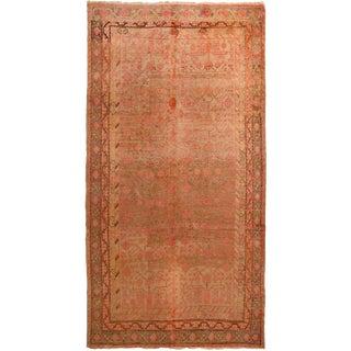 1940s Vintage Khotan Wool Rug - 5′8″ × 10′8″ For Sale