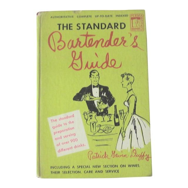 1948 Vintage ''The Standard Bartender's Guide'' Hardback Book by Patrick Gavin Duffy For Sale